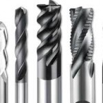 END MILL BITS.